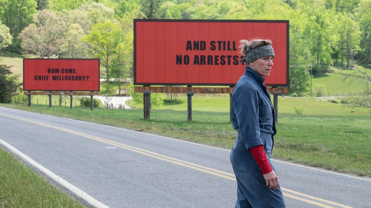 Three Billboards Outside Ebbing, Missouri BackDrop