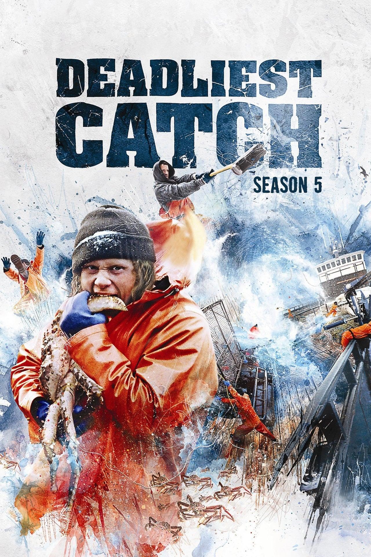 Watch Deadliest Catch Season 5 Online