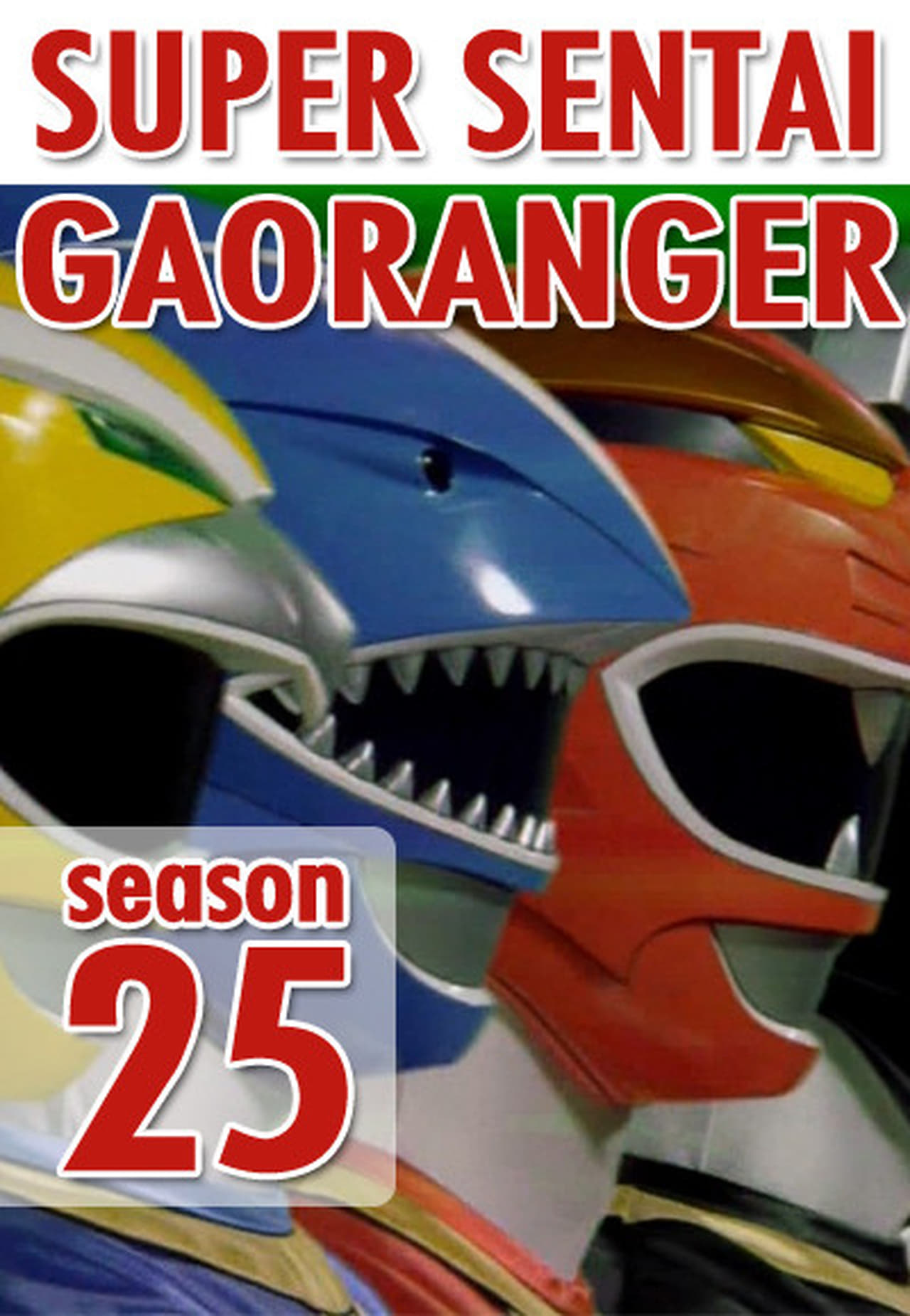 Watch Super Sentai Season 25 Online