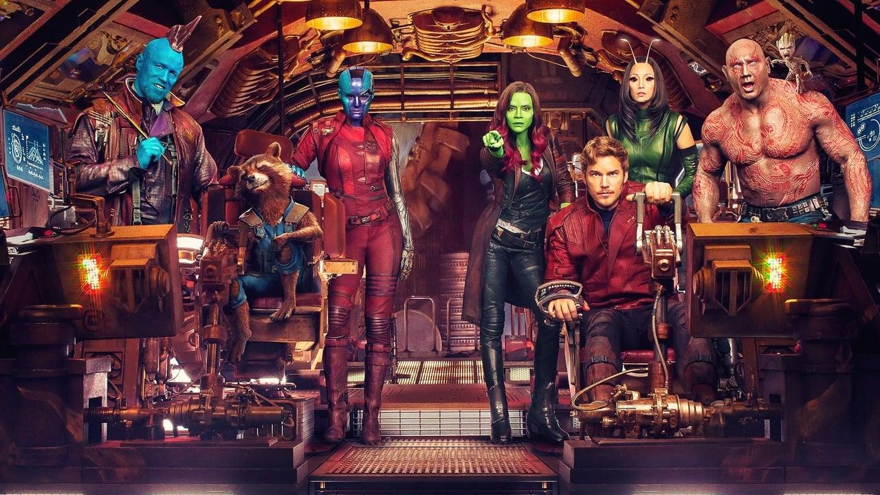 cover-Guardianes de la galaxia Vol. 2