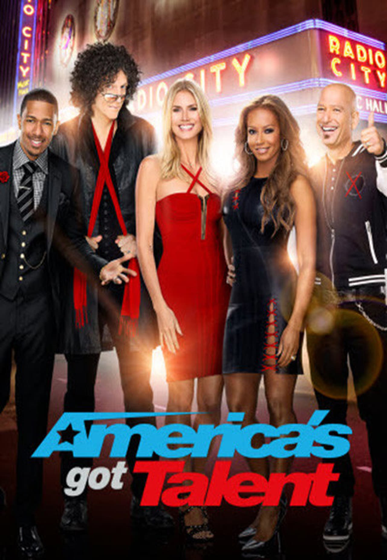 Watch America's Got Talent Season 8 Online