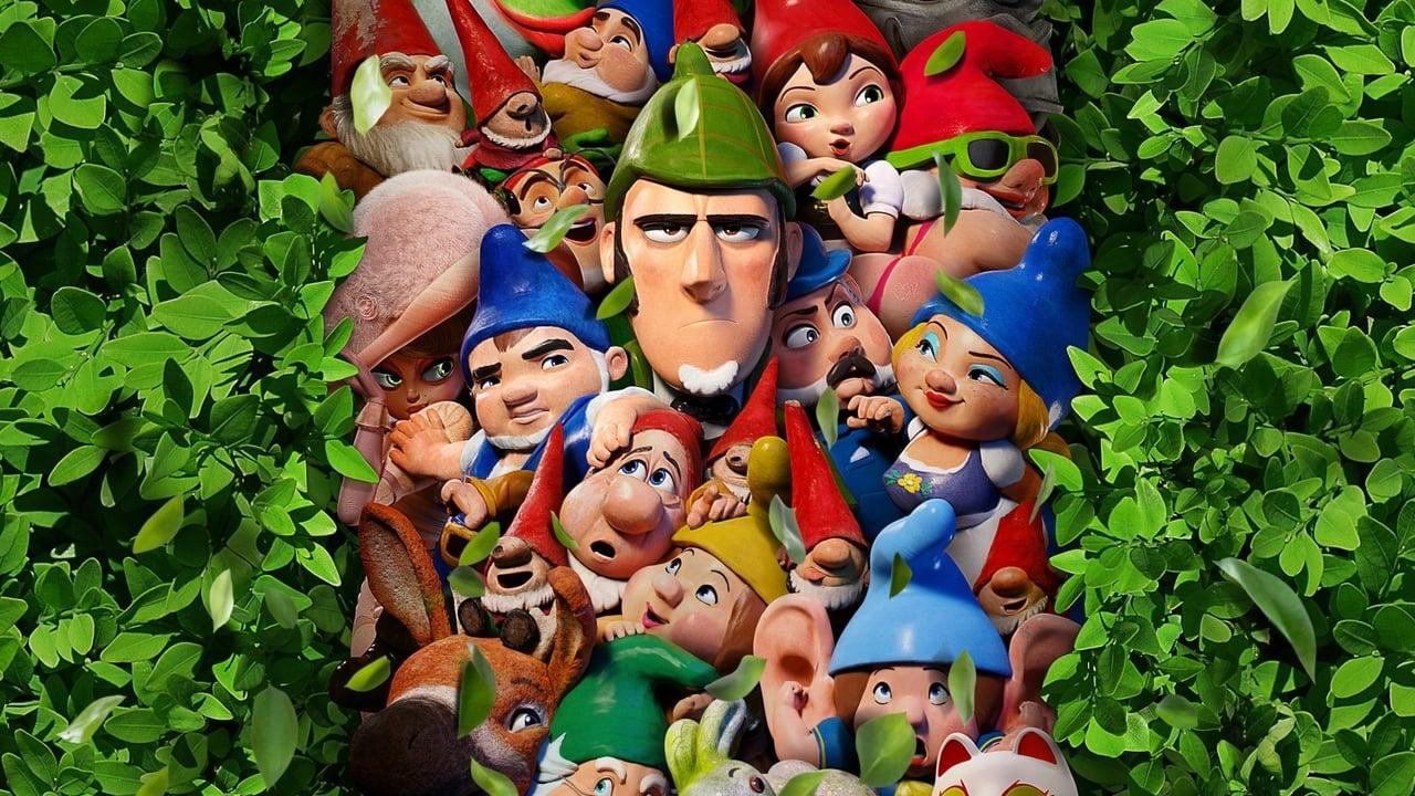Ver Sherlock Gnomes
