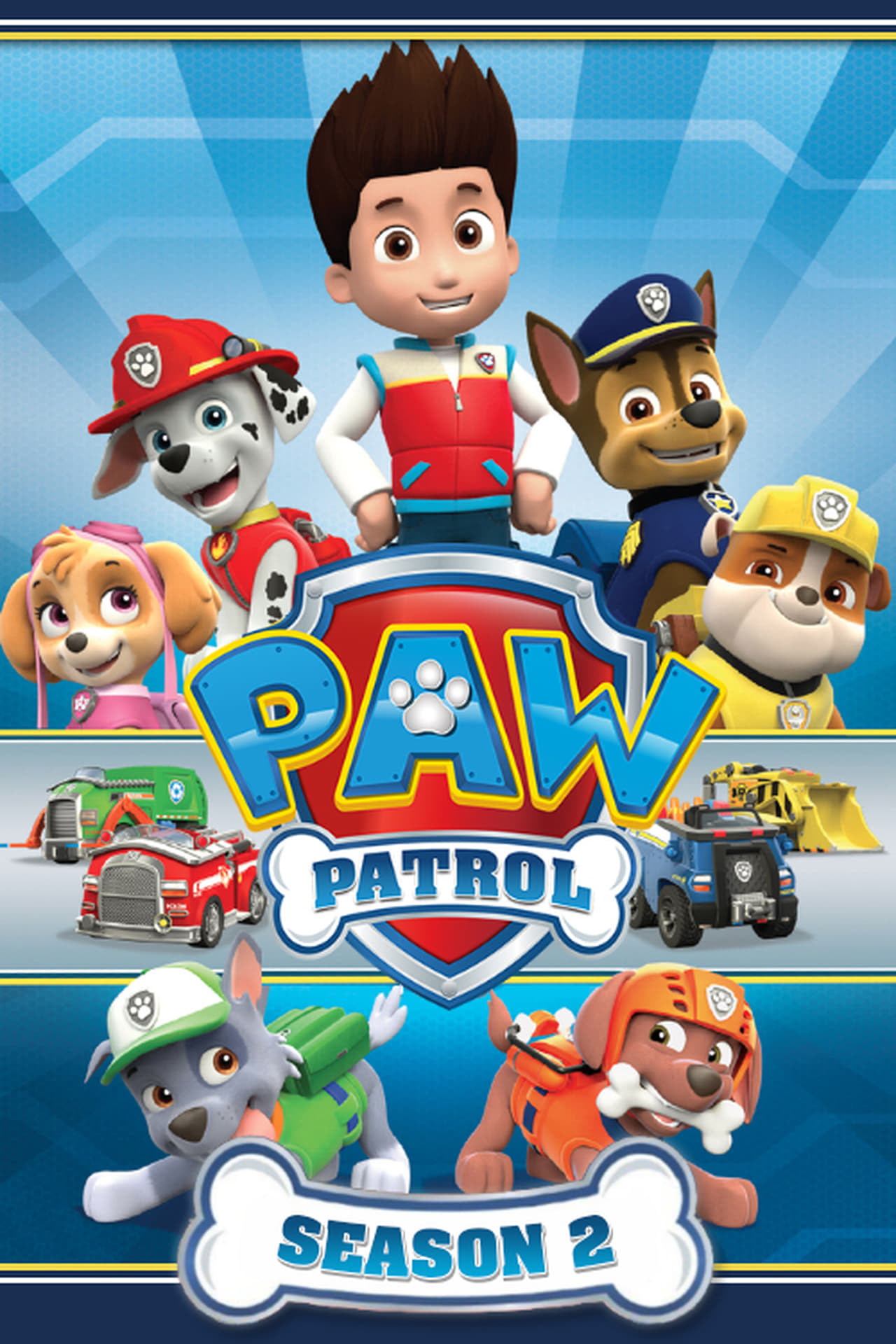 Paw Patrol Season 2 (2014) putlockers cafe