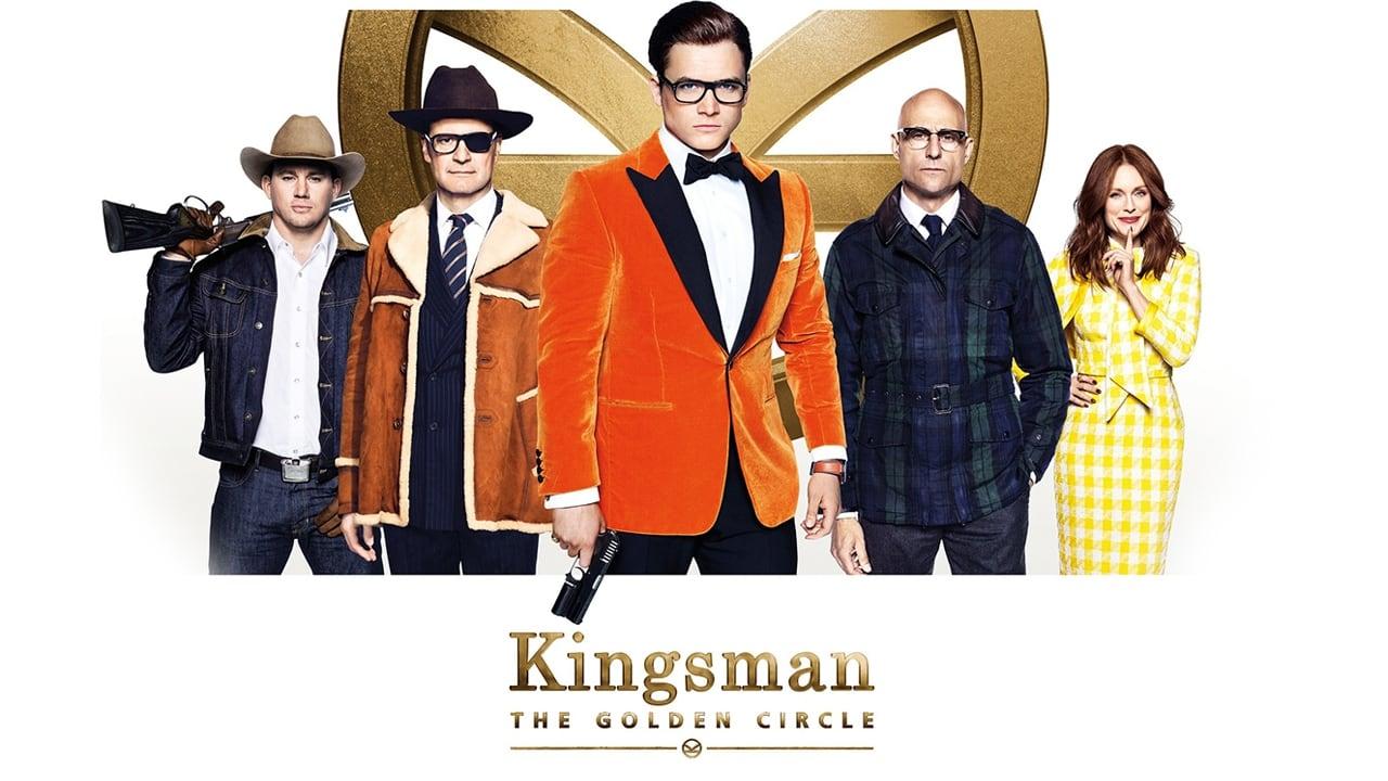 Kingsman: The Golden Circle backdrop
