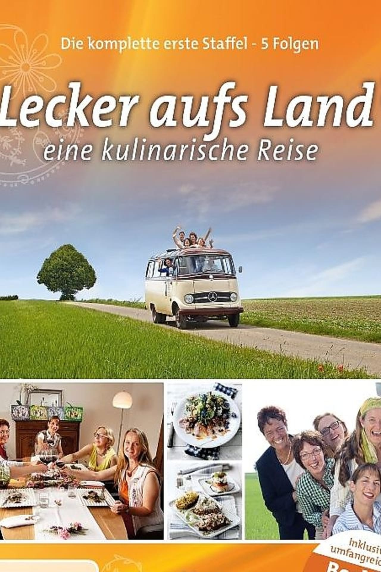 Putlocker Lecker Aufs Land - Eine Kulinarische Reise Season 1 (2011)