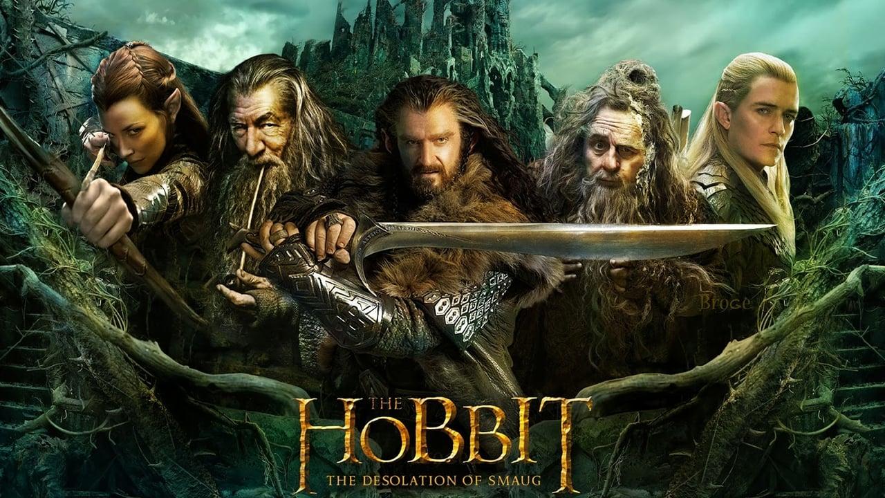 The Hobbit: The Desolation of Smaug backdrop