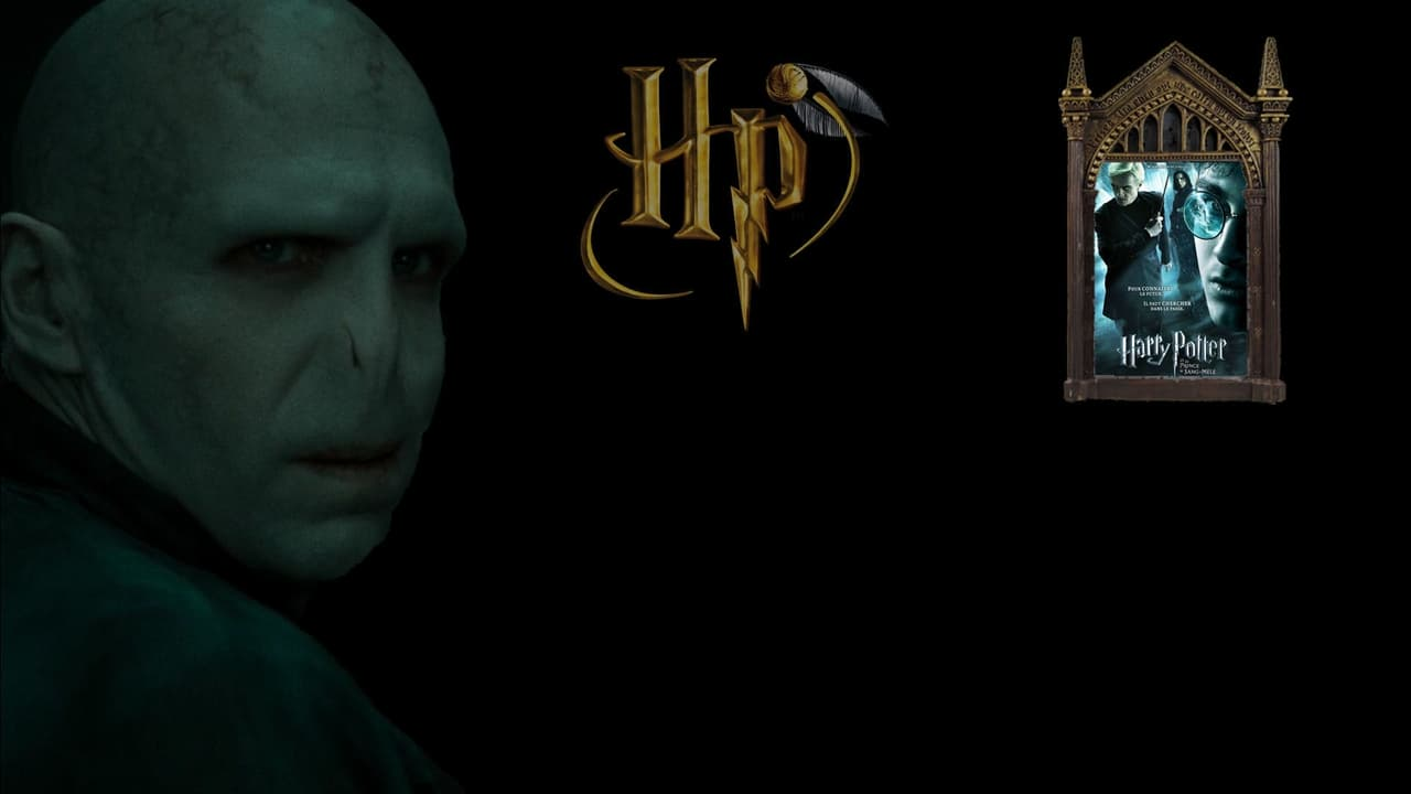 Harry Potter and the Half-Blood Prince backdrop