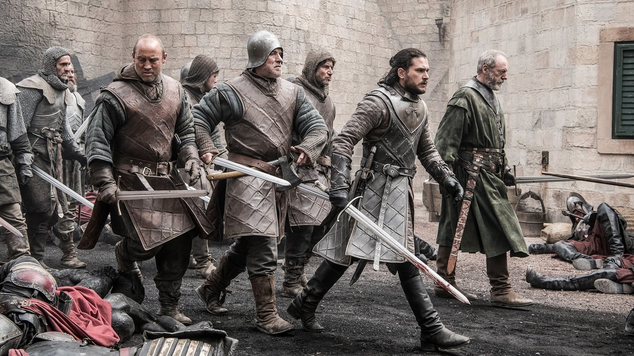 Game of Thrones Season 3 Episode 3 : Walk of Punishment