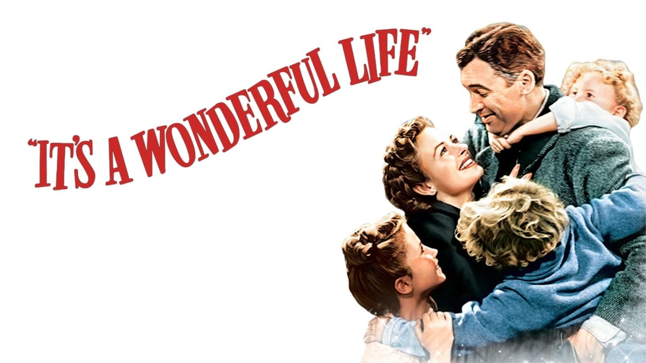 It's a Wonderful Life backdrop