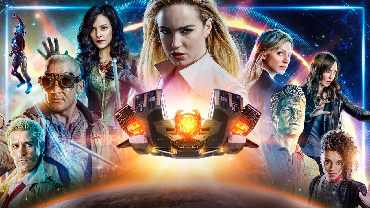 DC's Legends of Tomorrow Season 1 Episode 14 : River of Time