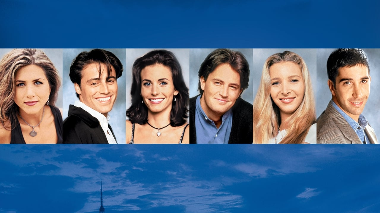 Friends Season 7 Episode 12 : The One Where They're Up All Night