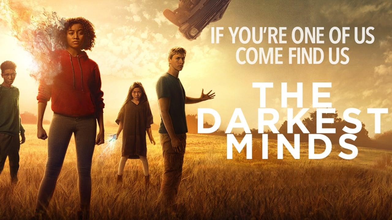 The Darkest Minds backdrop