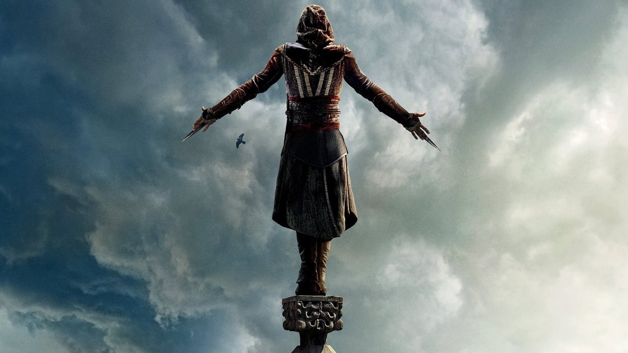 Assassin's Creed backdrop