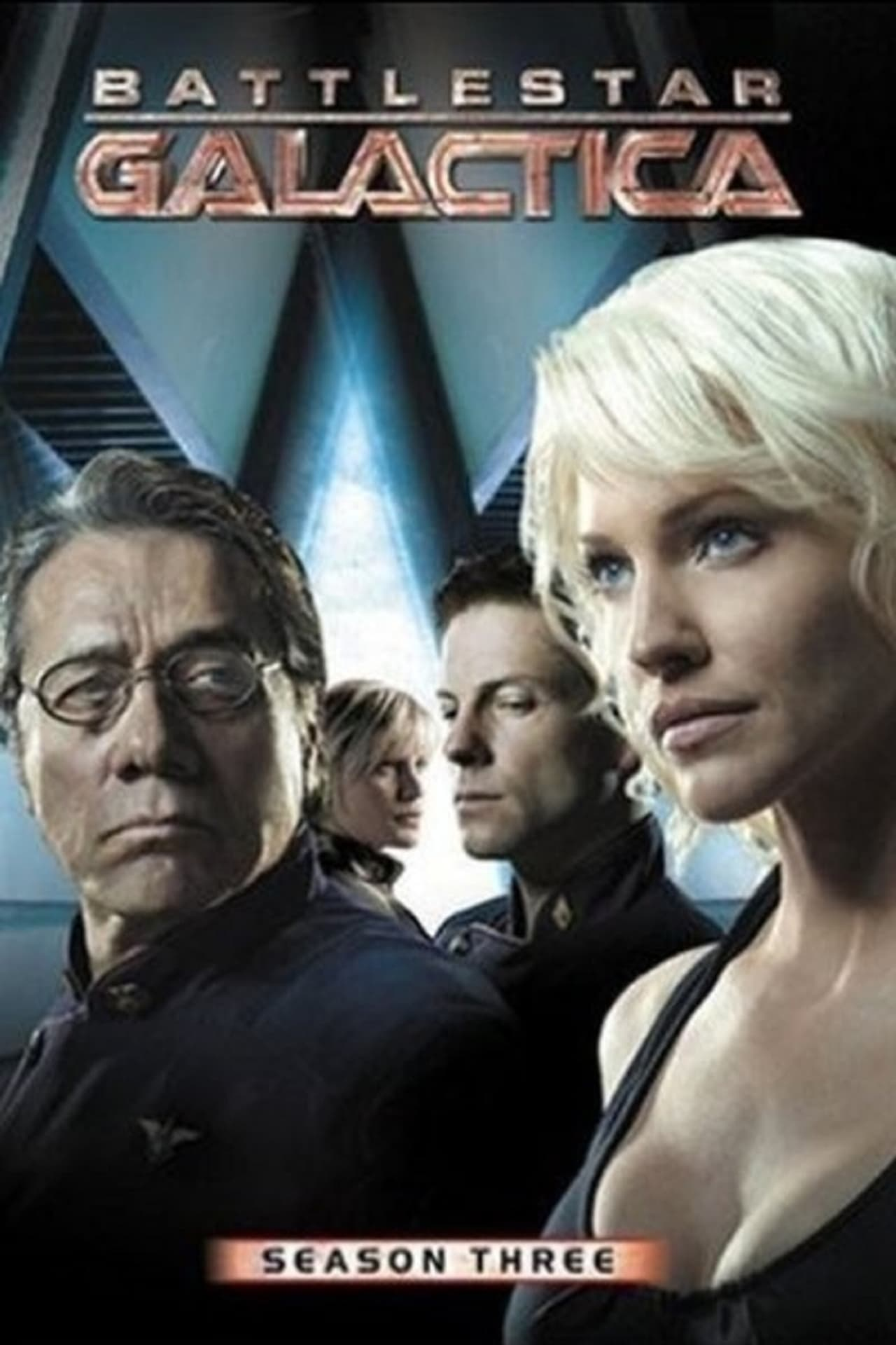 Watch Battlestar Galactica Season 3 Online