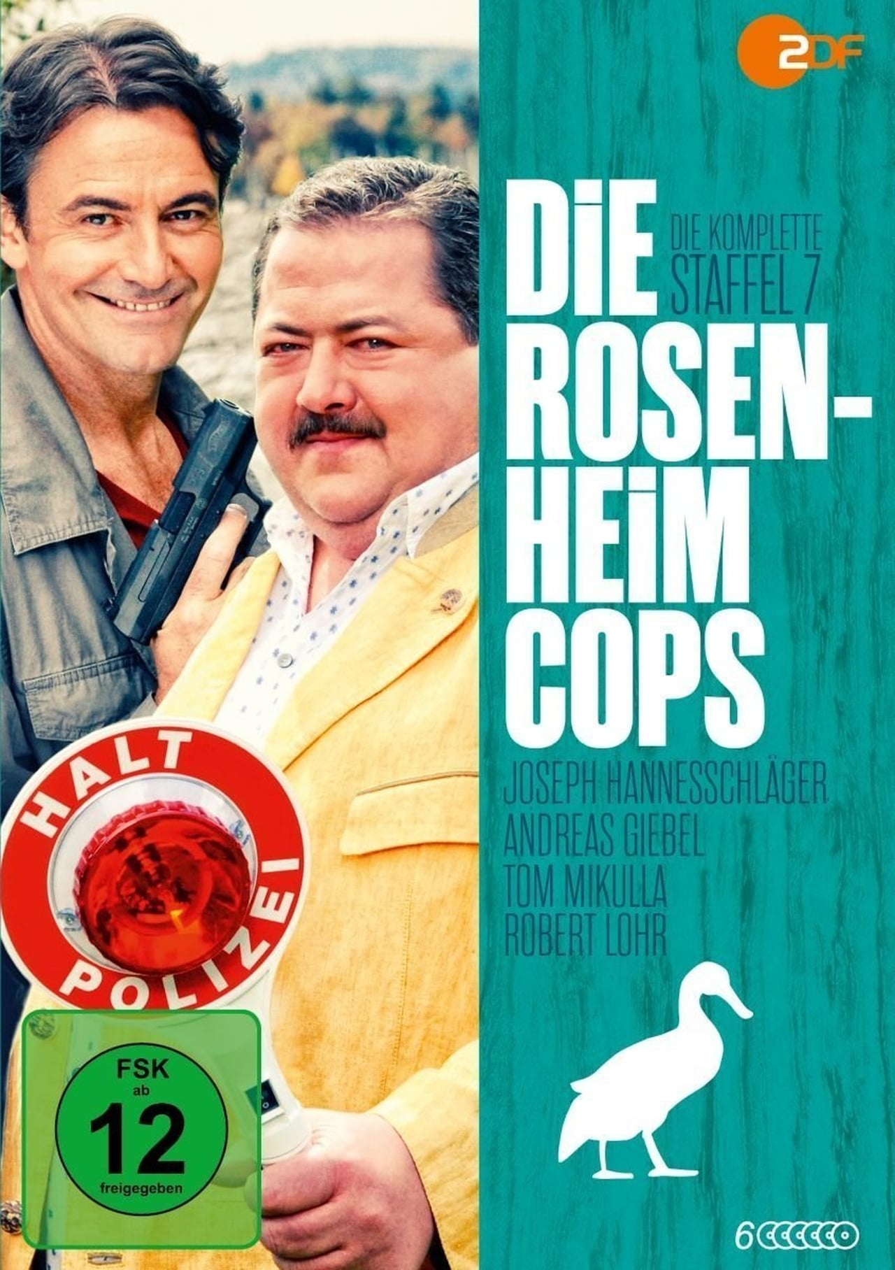 Putlocker The Rosenheim Cops Season 7 (2007)