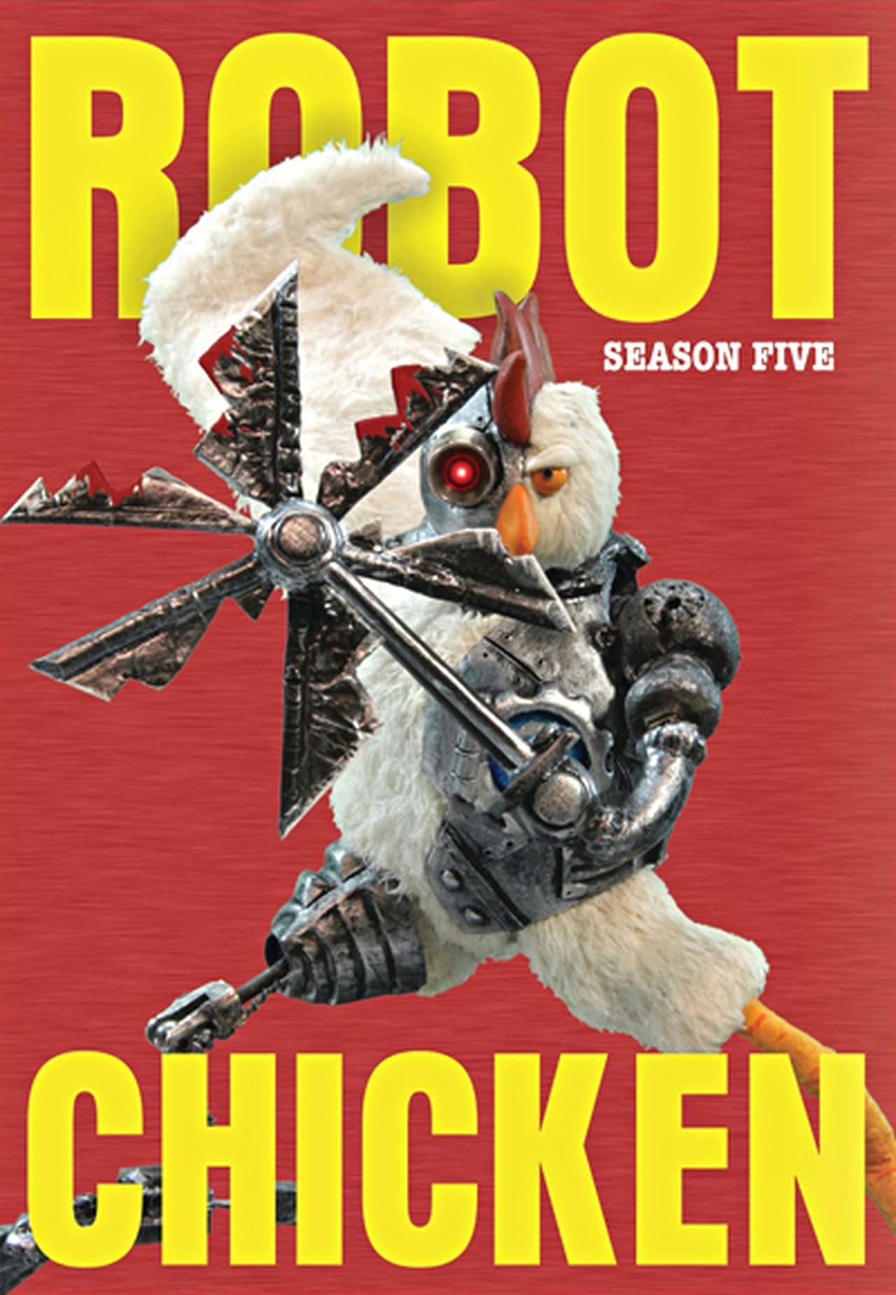 Putlocker Robot Chicken Season 5 (2011)