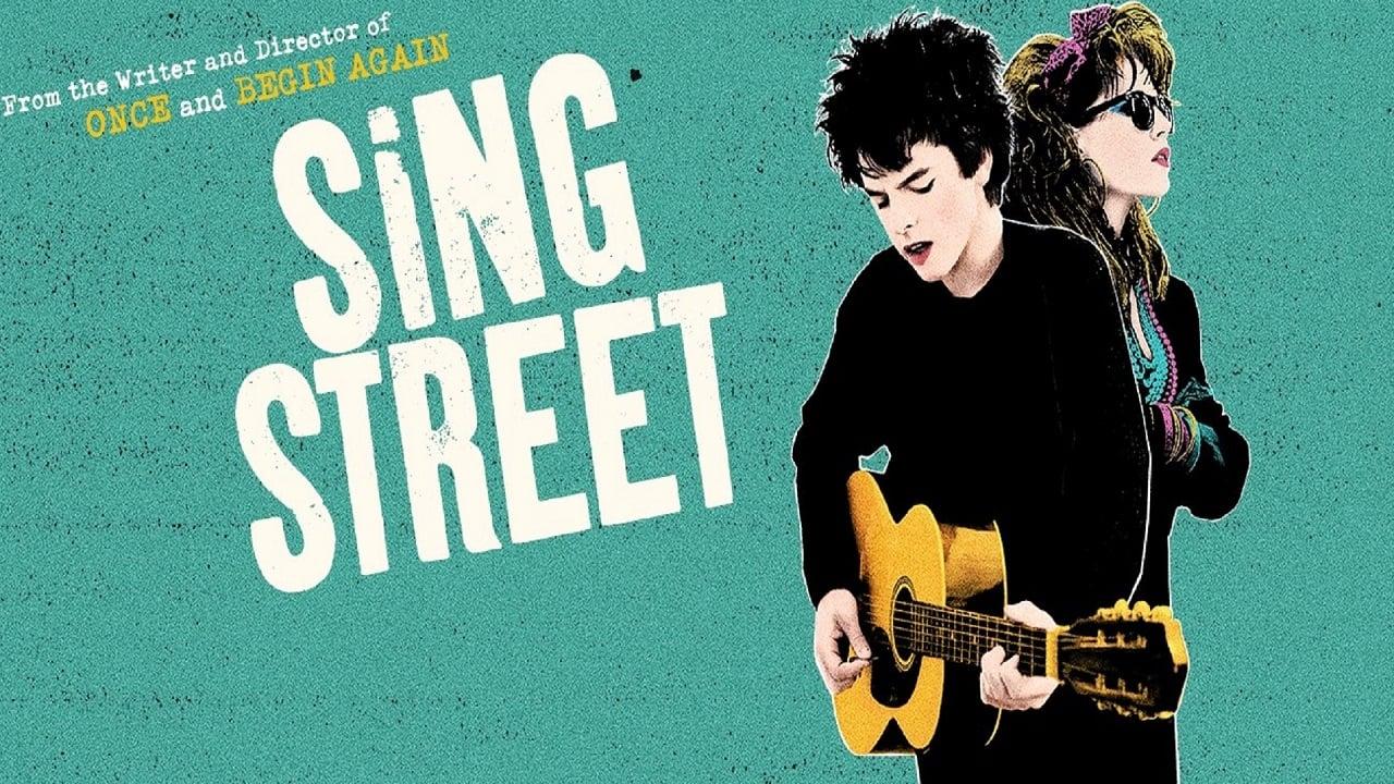 Sing Street backdrop
