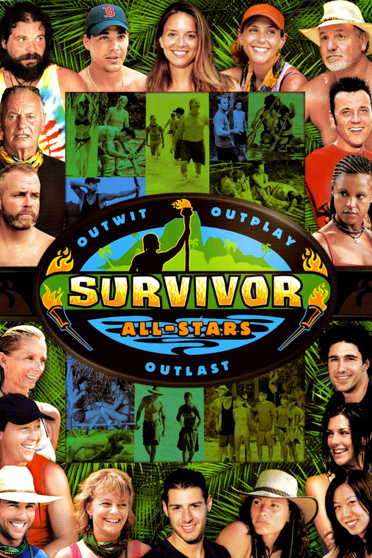 Putlocker Survivor Season 8 (2004)
