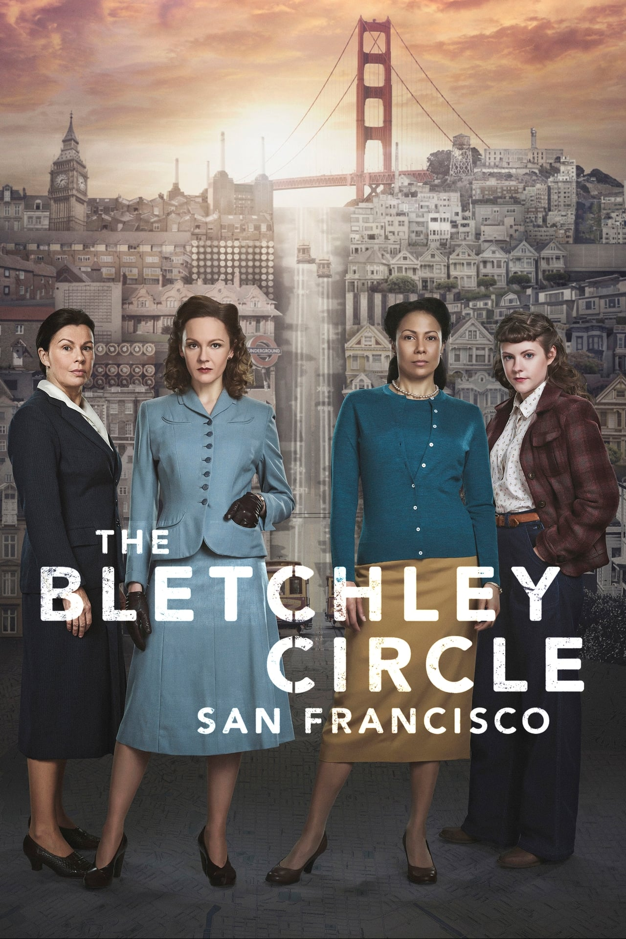 Putlocker The Bletchley Circle: San Francisco Season 1 (2018)