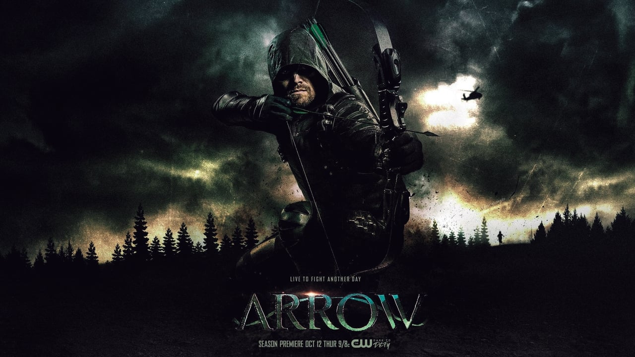 Arrow Season 1 Episode 9 : Year's End
