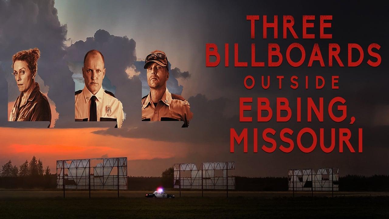 Three Billboards Outside Ebbing, Missouri backdrop