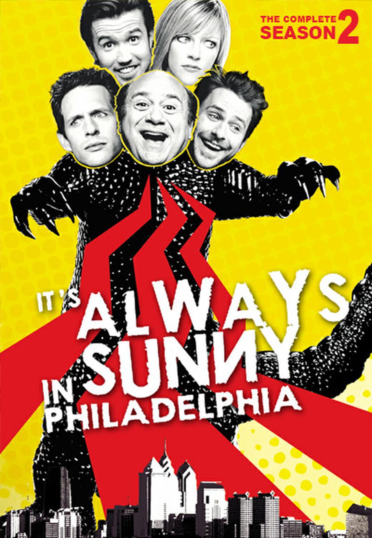 Putlocker It's Always Sunny In Philadelphia Season 2 (2006)