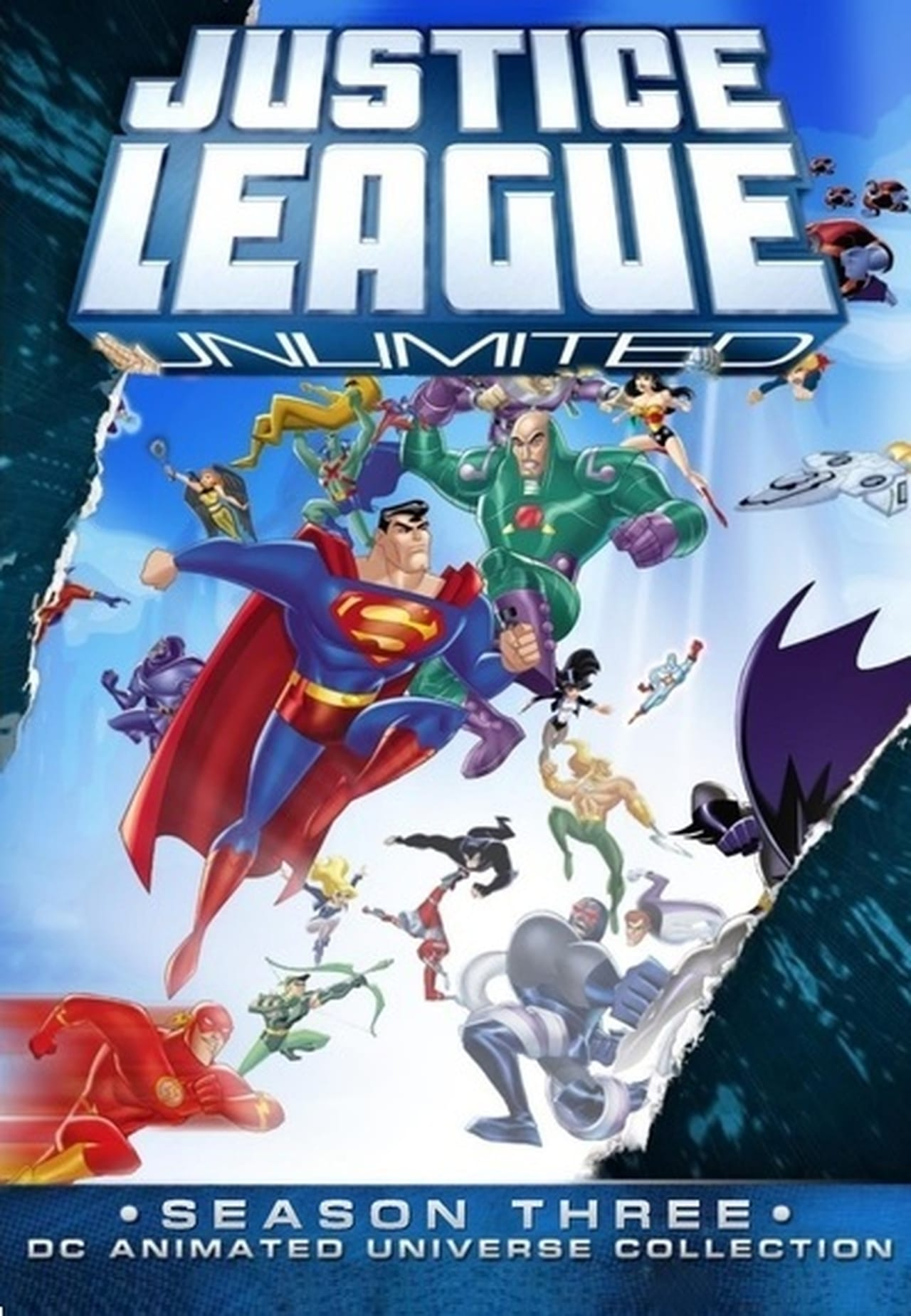 Watch Justice League Season 5 Online