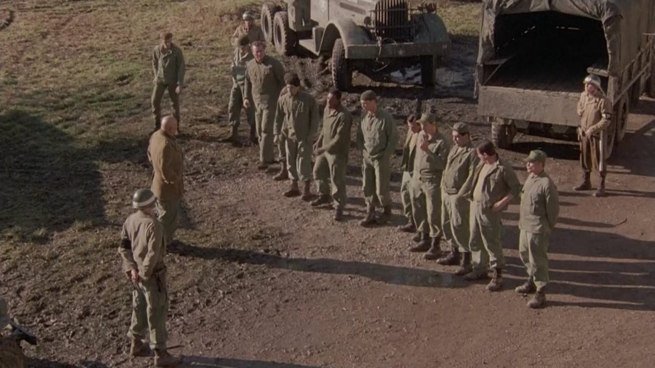 The Dirty Dozen: The Fatal Mission BackDrop