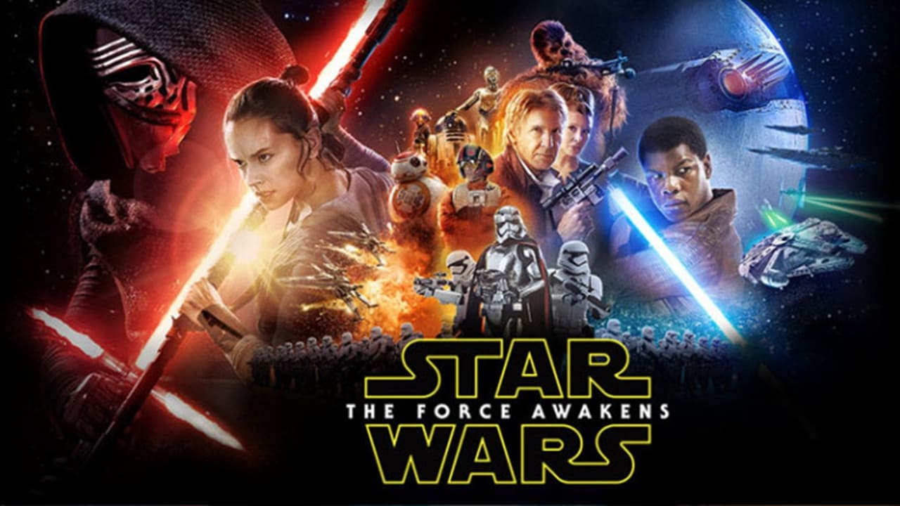 Star Wars: The Force Awakens backdrop