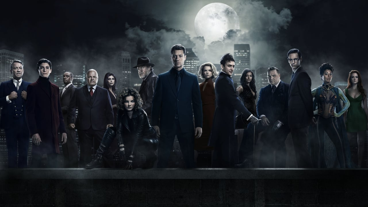 Gotham Season 2 Episode 5 : Rise of the Villains: Scarification