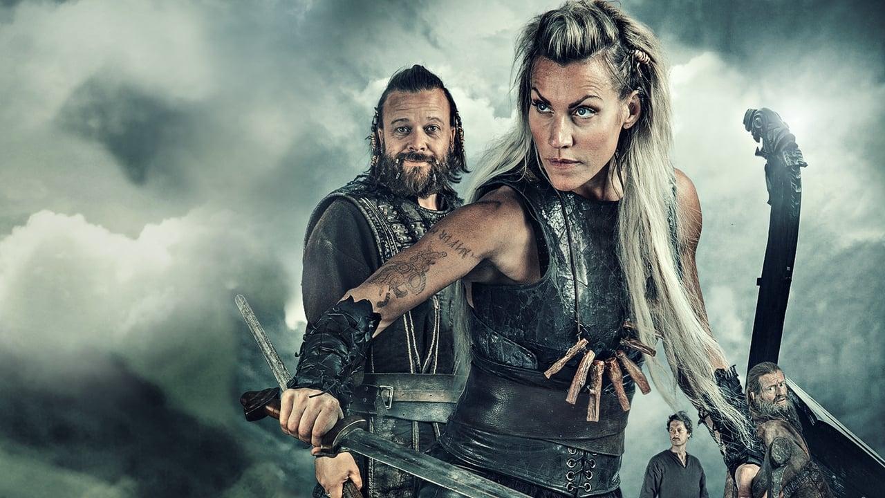 Vikingane backdrop