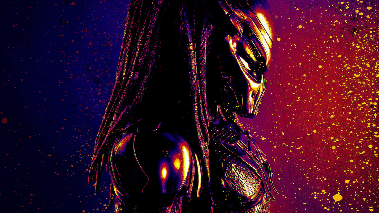 The Predator BackDrop
