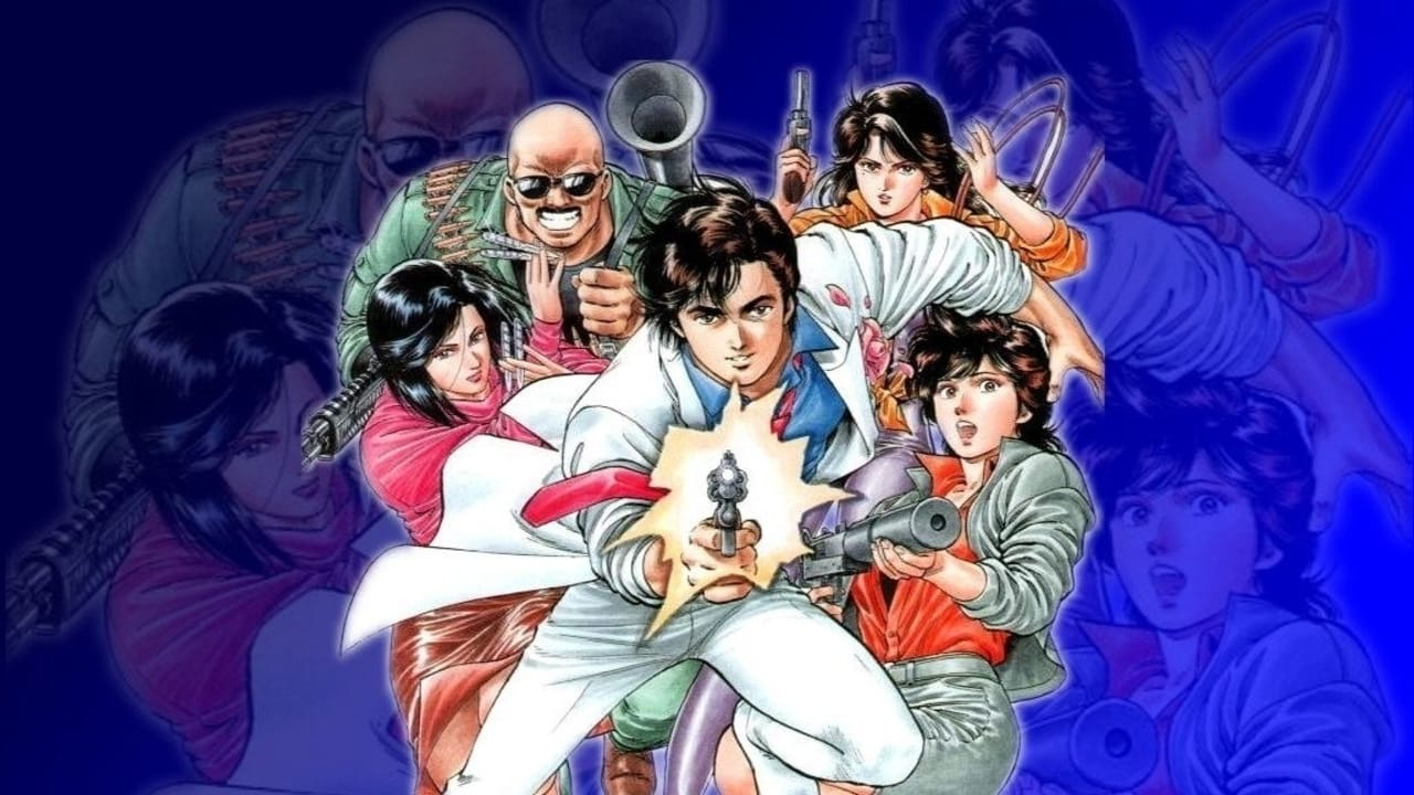 City hunter cartoonsexy wallpaper exploited thumbs