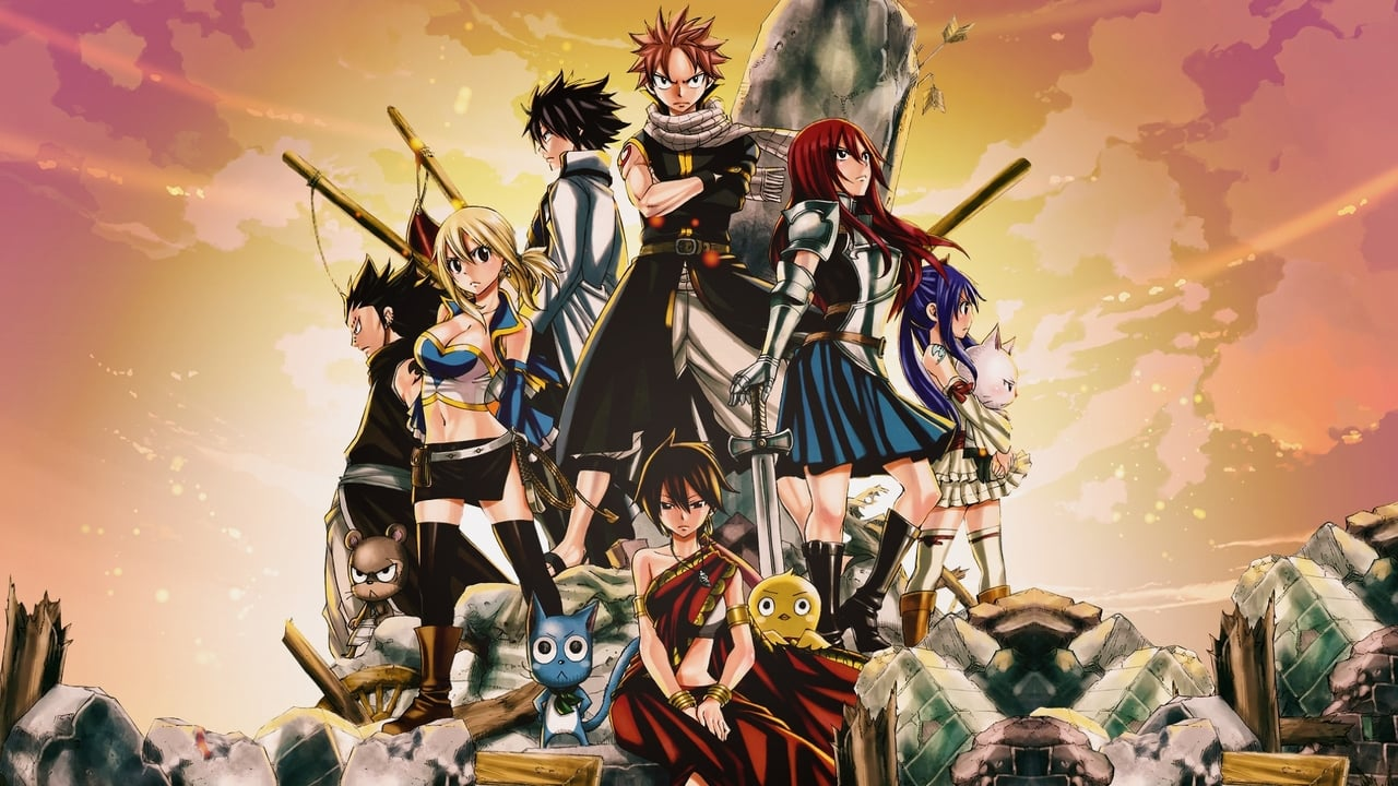 Fairy Tail Season 1 Episode 11 : The Cursed Island