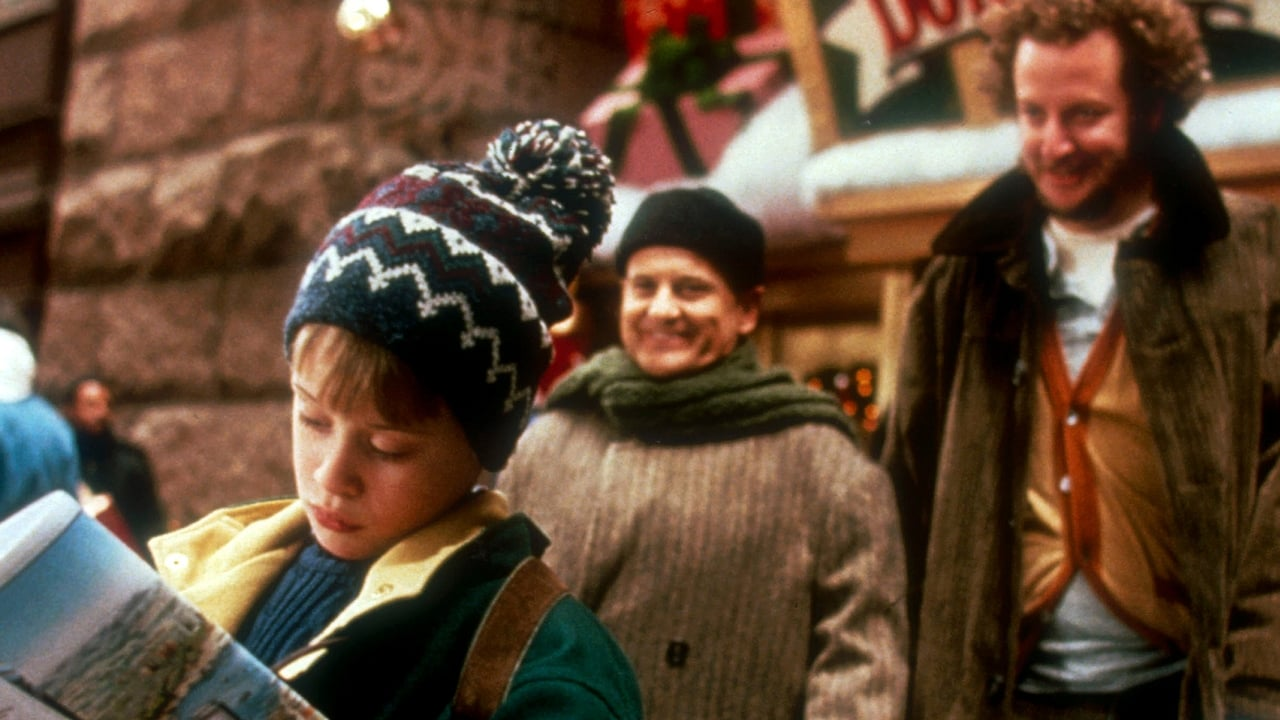 Home Alone 2: Lost in New York backdrop
