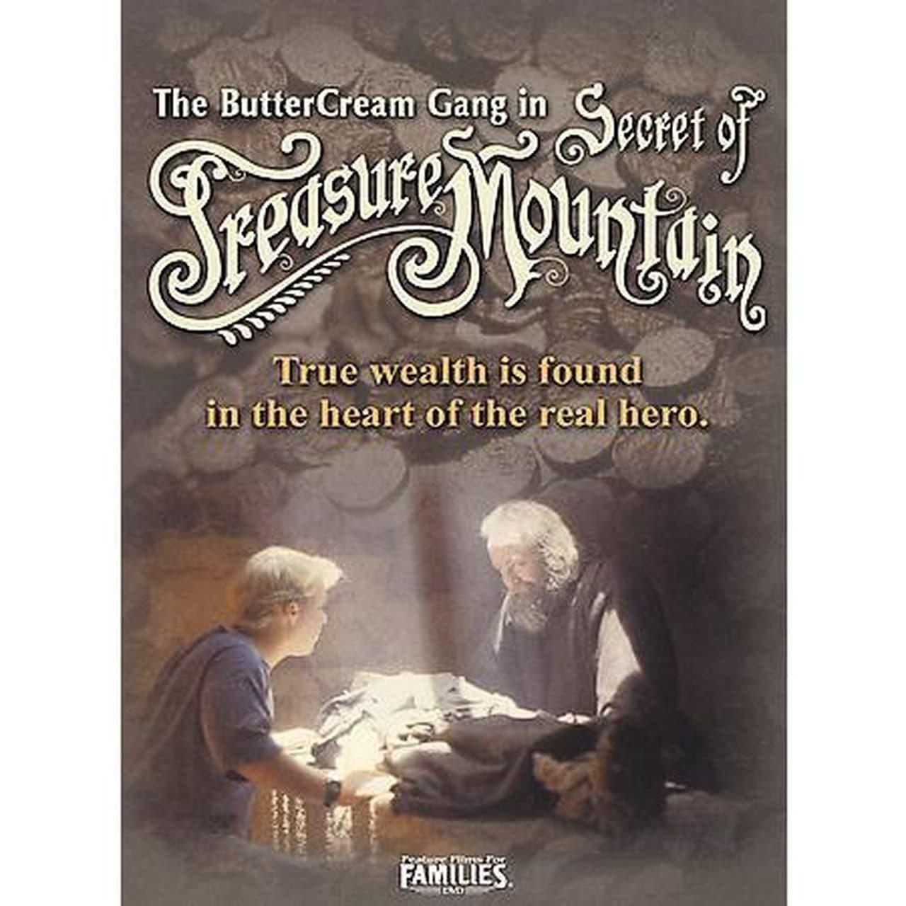 The Buttercream Gang in Secret Of Treasure Mountain