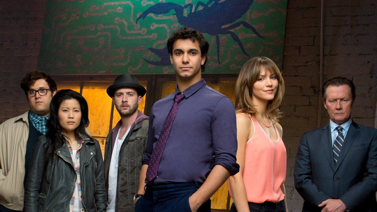 Ver Scorpion Serie TV online
