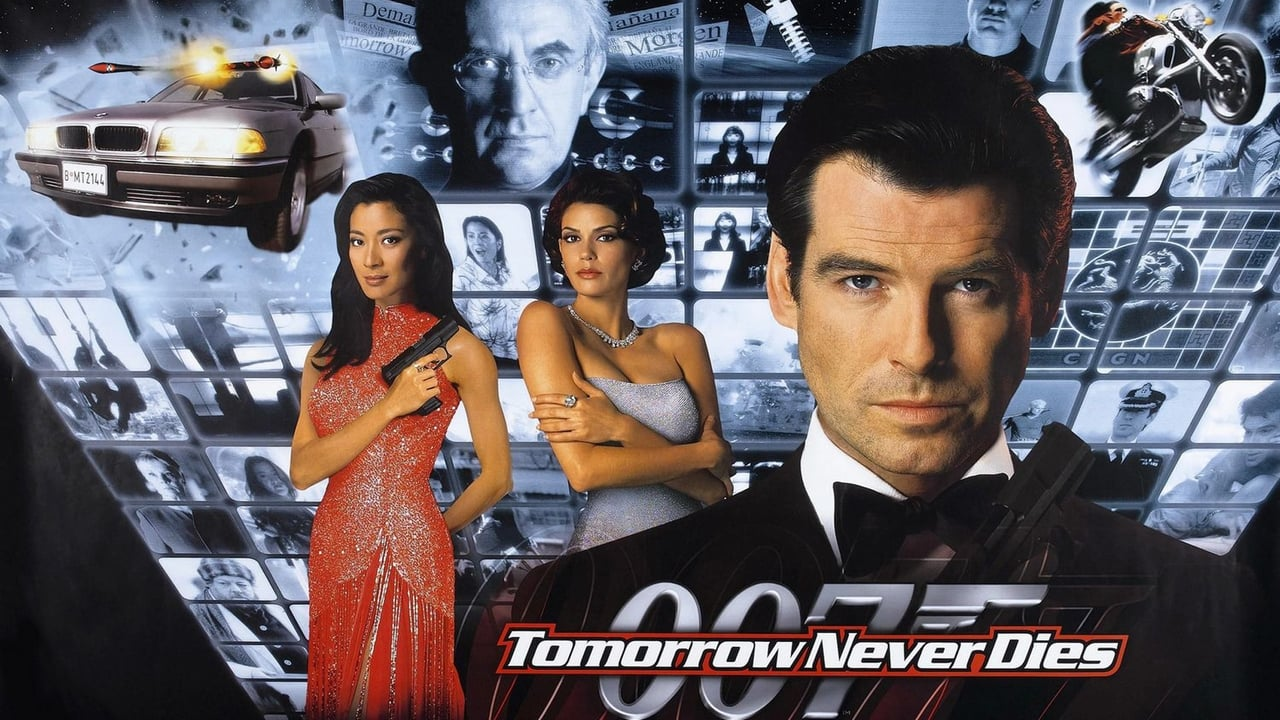 Tomorrow Never Dies backdrop
