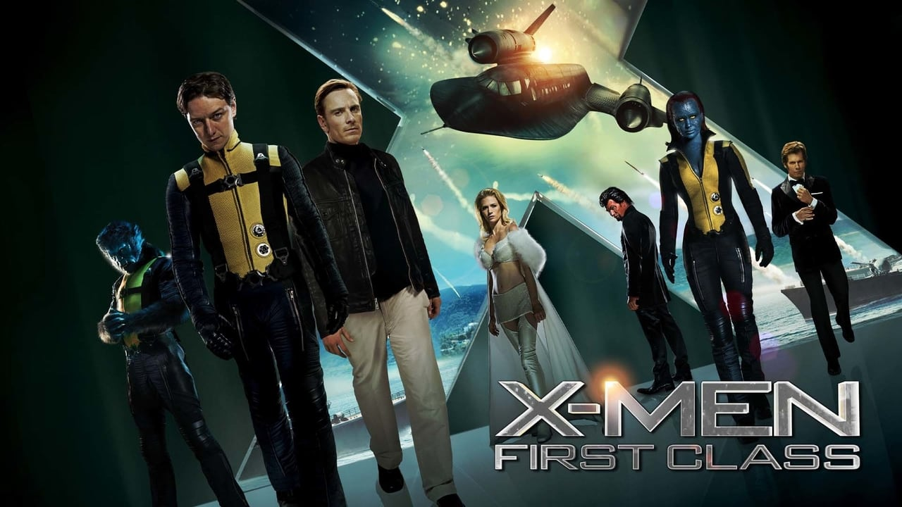X-Men: First Class backdrop