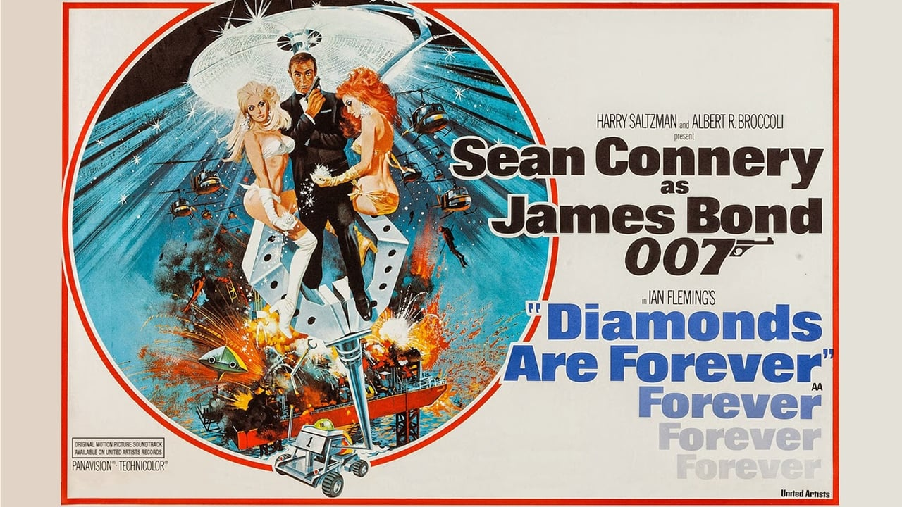 Diamonds Are Forever backdrop