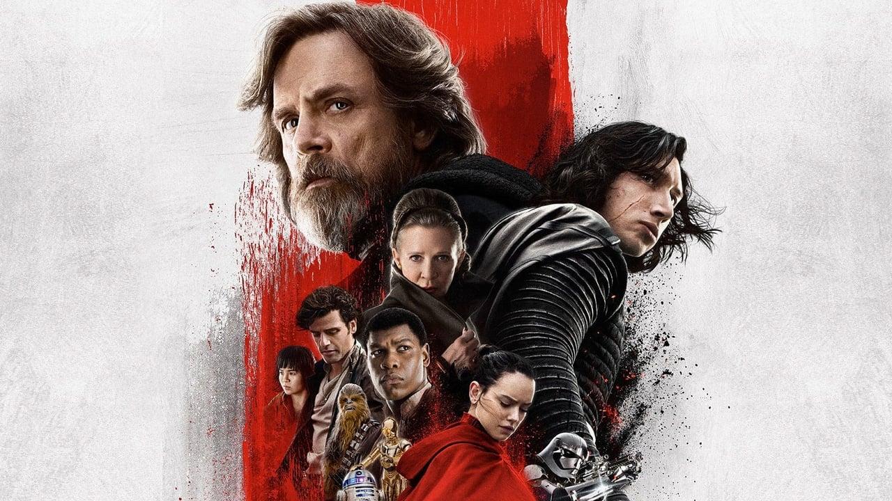 Star Wars: The Last Jedi backdrop