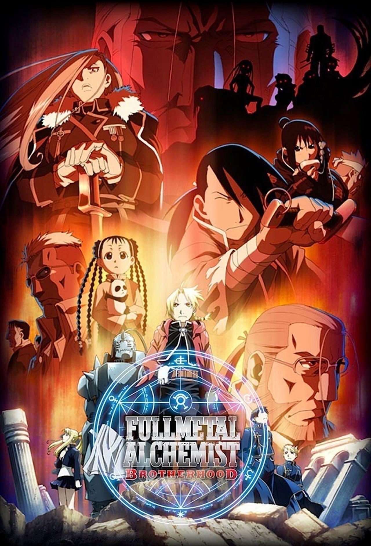 Putlocker Fullmetal Alchemist: Brotherhood Season 1 (2009)
