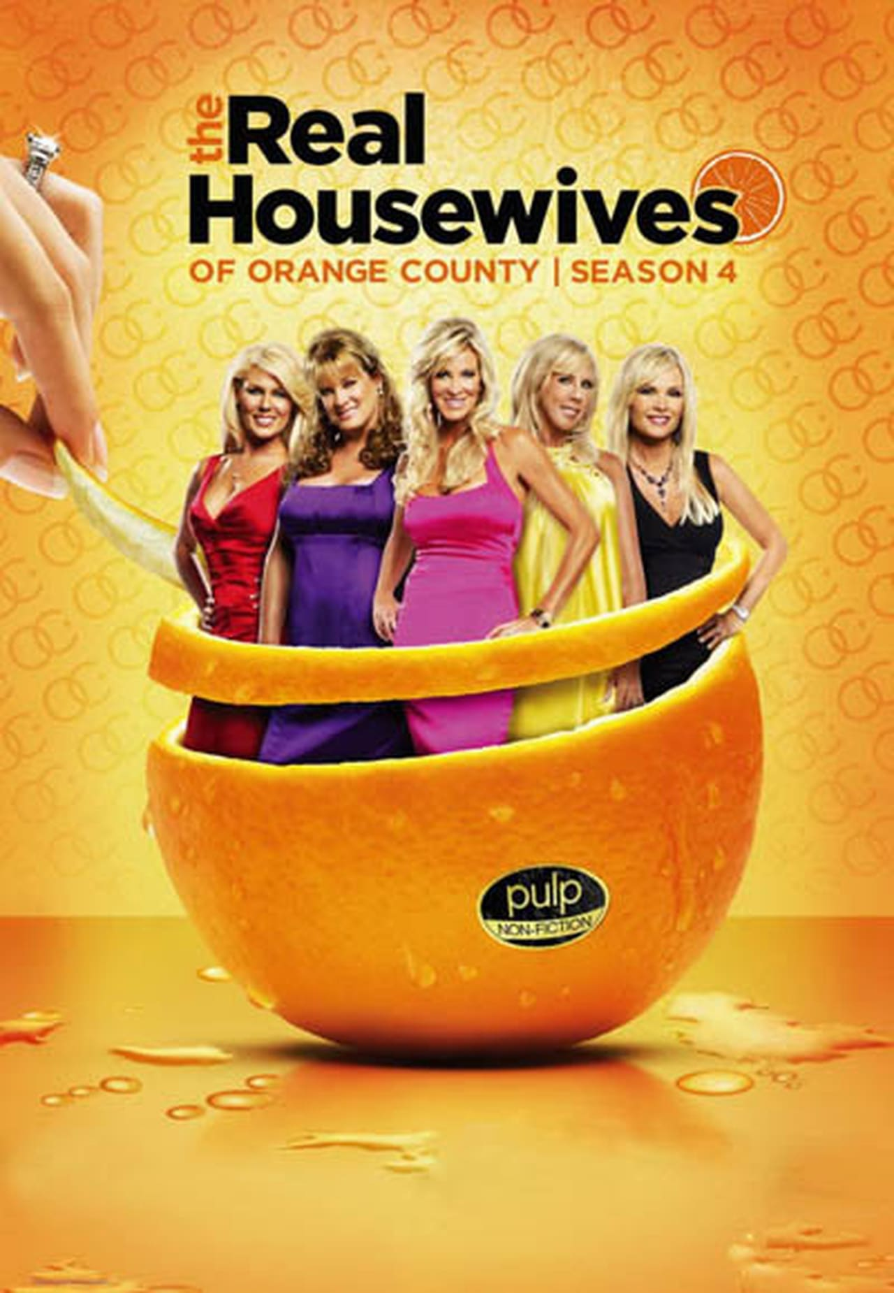 Putlocker The Real Housewives Of Orange County Season 4 (2008)
