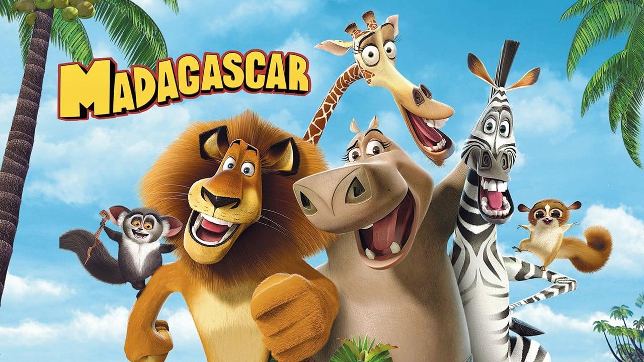 Madagascar backdrop