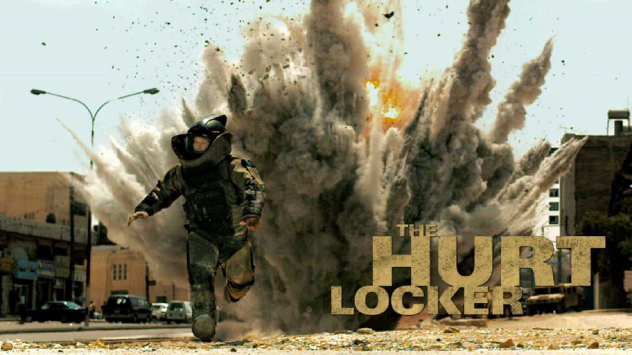 The Hurt Locker backdrop