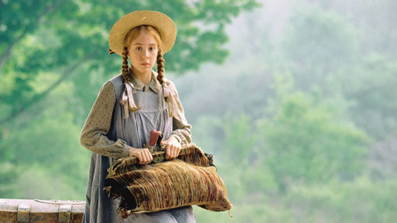 anne of green gables Megan follows, tony award winner colleen dewhurst (annie hall) and academy award nominee richard farnsworth (the natural) give unparalleled performances in this critically acclaimed motion picture, based on the international best-selling novel.