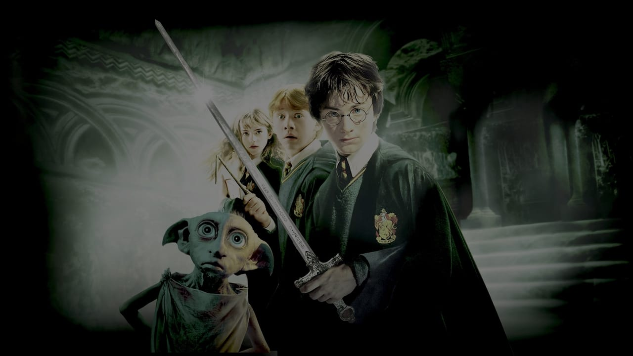 Harry Potter and the Chamber of Secrets backdrop