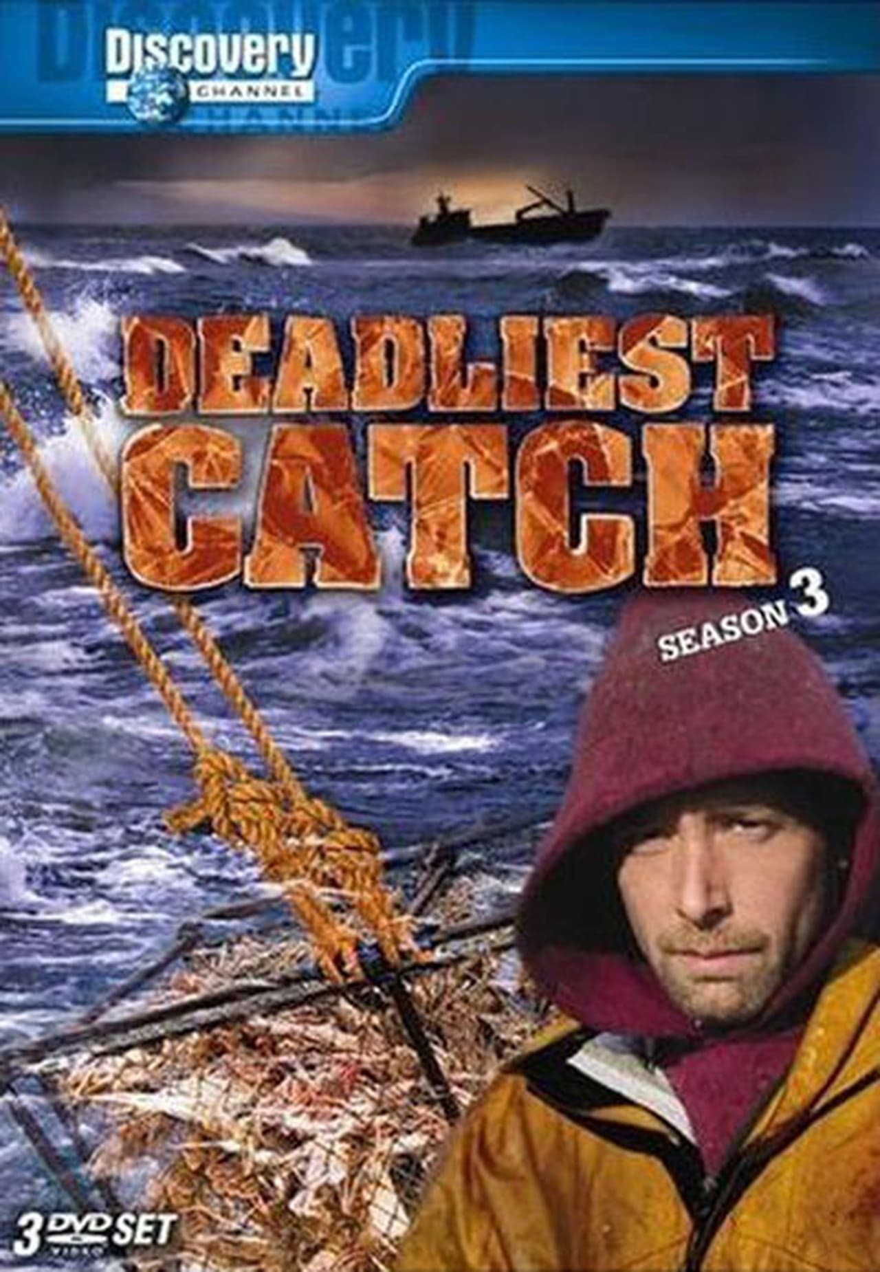 Deadliest Catch Season 3 (2007) putlockers cafe