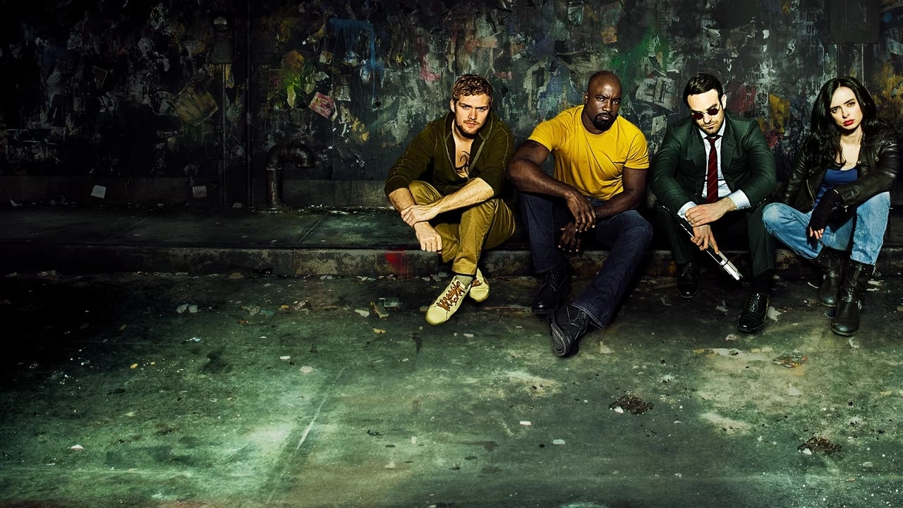 Ver Marvel's The Defenders