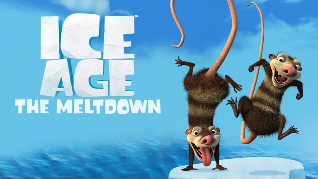 Ice Age: The Meltdown backdrop